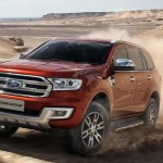 Ford Endeavour in Nepal
