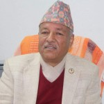 Minister for Labour and Employment Dipak Bohara