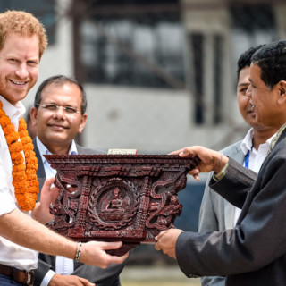 Nepal is a country you really have to come and visit: Prince Harry