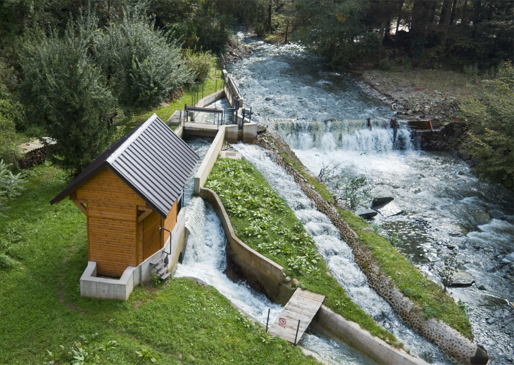hydro power share