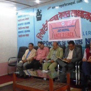 Jat Nepal Face to Face