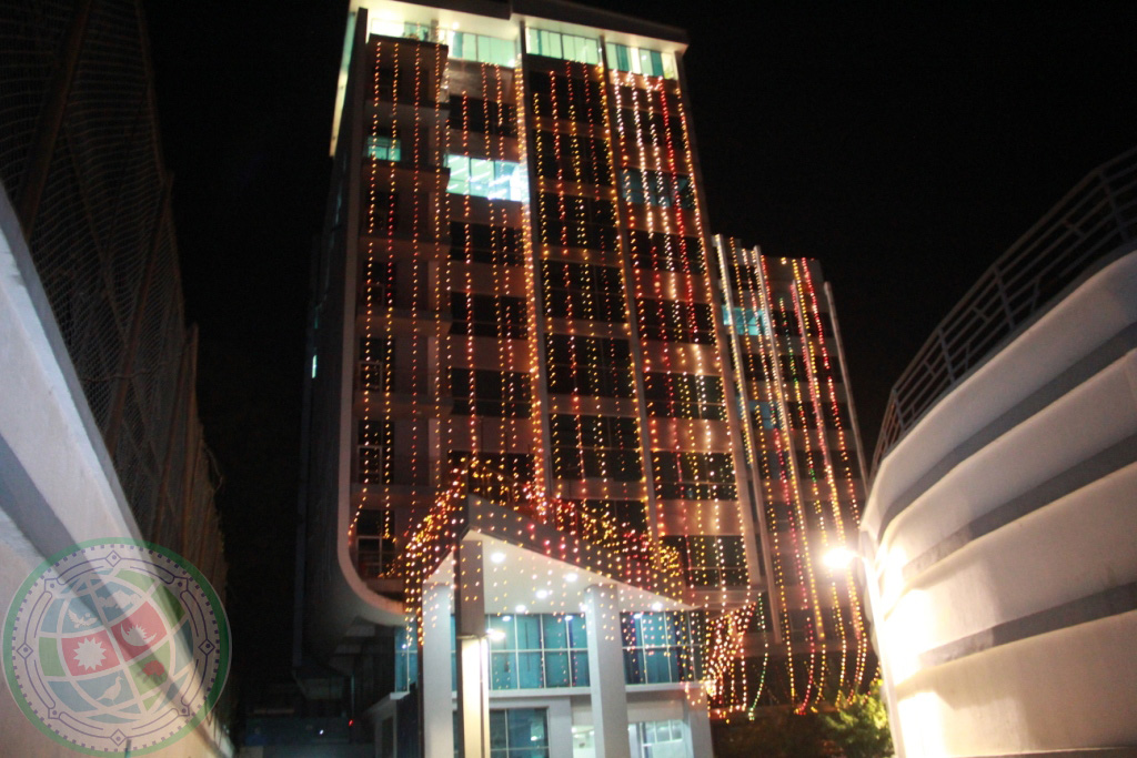 Dipawali centerl business park