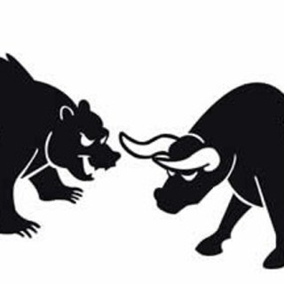 share market bull and bear