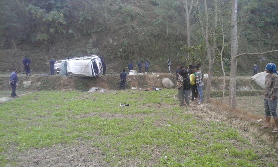 simle accident